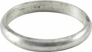 Ancient Viking Woman S Wedding Ring C 850 1050 Ad Size 7 17 4mm