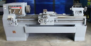 17 Swing X 54 Center Leblond Regal 2d Engine Lathe Taper Attachment