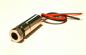 M140 M type 2w 445nm Laser Diode In Module W 3 element Glass Lens Leads