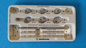 Medtronic Contour 3d Annuloplasty Accessories Model T7690 Patient Ready