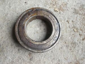 Farmall Super M Sm Rowcrop Tractor Ih Outer Axle Brake Drive Bearing Mta