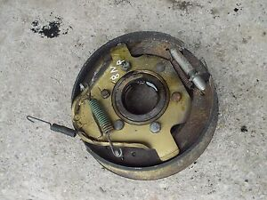 Ford 8n Tractor Original Inner Right Brake Assembly W Band
