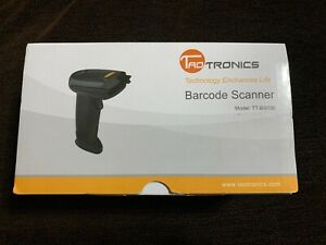 Taotronics Tt bs030 2 in 1 Bluetooth wired Barcode Scanner Usb Portable Bar Code