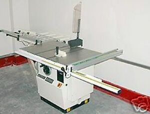 Accura 02212 Tilting Arbor Cabinet Saw With Deluxe Fence And Riving Knives