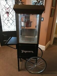 Gold Medal Antique Deluxe 60 Popcorn Machine