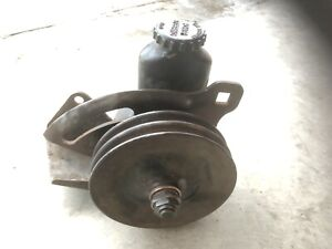 1970 72 Chevy Chevelle Big Block 396 Or 454 Power Steering Pump
