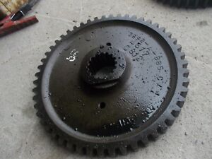 Cockshutt 30 Tractor Rear Main Pinion Bowl Bull Drive Gear Cs 30