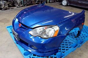 Jdm Dc5 Acura Integra Type R Honda Rsx Front End Bumper Headlights Hood Fenders