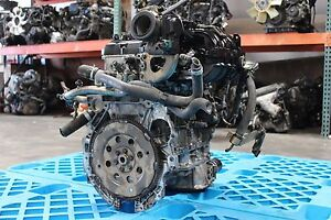 02 06 Nissan Altima Dohc 2 0l Replacement Engine For 2 5l Qr25de Jdm Qr20de Qr20