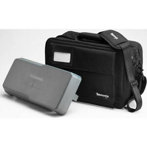 Tektronix Acd2000 Large Soft Nylon Carrying Case W Protective Cover