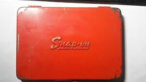 Vintage Snap on Kra 275 Tool Box