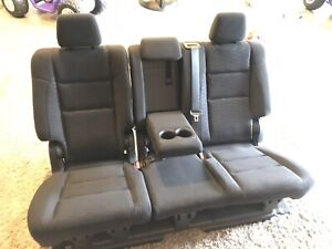 2019 Dodge Durango 2nd Row Bench Seat Good For Street Rod Or Hot Rod Pickup