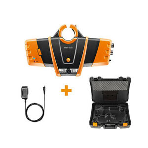 Testo 330i lx kit3 0563 3000 72 Bluetooth Combustion Analyzer Kit 3