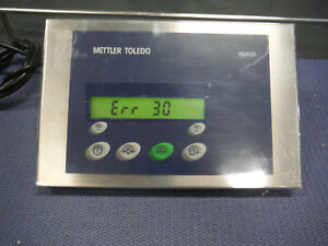Mettler Toledo Ind429 Stainless Steel Scale Indicator Readout