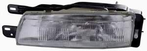 For 1990 1991 1992 Nissan Stanza Headlight Headlamp Driver Side Replacement