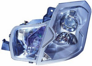 For 2003 2004 2005 2006 2007 Cadillac Cts Headlight Headlamp Driver Side