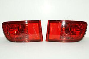 Toyota Landcruiser Prado Fj120 2003 2004 Rear Tail Lights Set