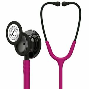 3m Littmann Classic Iii Monitoring Stethoscope Smoke finish Chestpiece Bla