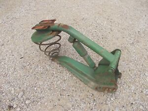 Farmall Ih H Sh M Sm Jd A Tractor Easy Rider Middle Seat Assembly Spring