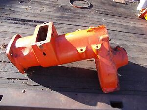 Allis Chalmers C Tractor Ac Transmission Case Rear Drop Axle Housing Drive Gears