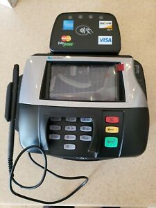 Verifone Mx860 M090 409 01 r Point Of Sale Credit Card Payment Terminal