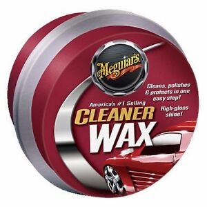 Meguiar s Meguiars Cleaner Wax Paste Cleans Polishes Protects New