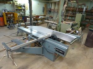 Delta Re 35 Table Saw Excellent Machine 14 16 Scoring See Video
