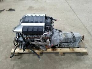 6 2 Engine L99 Gm Chevy Drop Out Motor Swap With Transmission Street Hot Rod