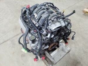 4 6l Ford Engine Motor Drop Out With Accessories Street Rod Hot Rod 652871