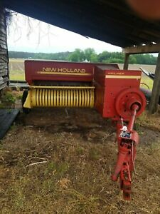 Hay Baler Square New Holland 311