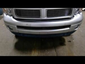 Front Bumper Sport Package Silver Fits 02 05 Dodge Ram 1500 635239