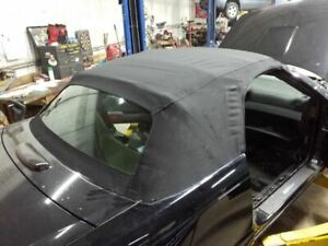Roof Soft Top Black Fits 02 05 Thunderbird 644598