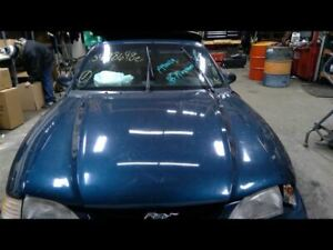 Hood Bonnet Excluding Cobra Fits 94 98 Mustang 648251