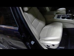 Passenger Front Seat Air Bag Bucket Leather Fits 11 12 Grand Cherokee 652751