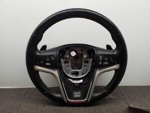 Steering Wheel Black Ss Fits 12 15 Camaro 636375