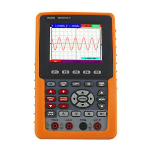 Owon Hds2061m n 60 Mhz 1 Ch 500 Ms s Oscilloscope W multimeter