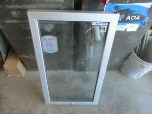 Used Replacement Glass Door Coolpoint Aht Ctb120 Beverage Cooler W led 33 5x19