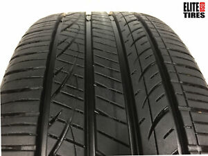 1 Hankook Ventus S1 Noble 2 Moe Hrs P245 45r18 245 45 18 Tire Driven Once