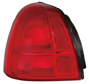 For 2003 2011 Lincoln Town Car Tail Light Taillamp Passenger Side