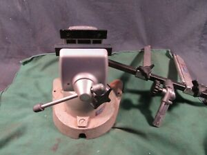 Panavise 381 Vise 308 Heavy Duty Base Table Vise With Extra 315 Vise Head
