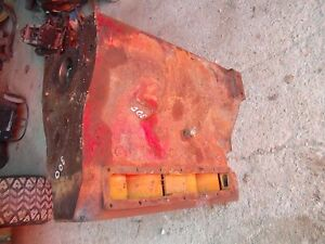 Farmall 300 Super H Tractor Original Ih Engine Motor 4 Cylinder Gas Block C 169