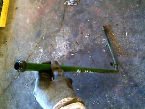 John Deere Mt Tractor Hydraulic Line To Rock Shaft