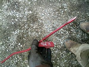 Farmall H Early Sh Tractor Ih Ihc Pto Power Take Off Engagement Rod