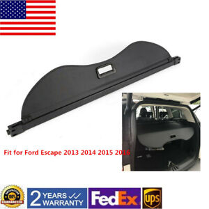 For Ford Escape 2013 2017 2018 Upgrade Cargo Cover Trunk Shield Privacy Shade Us
