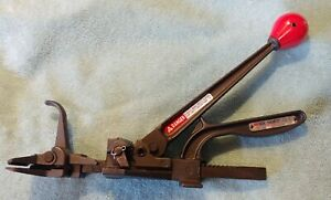 Signode Ph 2 Tensioner 3 4 To 1 1 4 Steel Strapping Brand New