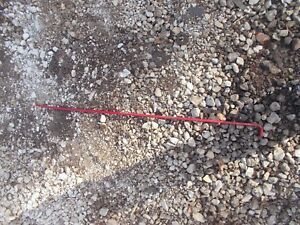 Farmall Ih H Sh Row Crop Row Crop Tractor Hydraulic Belly Pump Linkage Rod