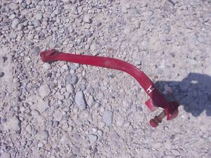 Farmall H Early Sh Tractor Ih Hydraulic Linkage Rod Holder Bracket Bolt