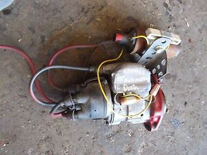 Farmall C Sc Tractor Ih Magneto Converted To 12v Auto Distributor Drive Assembly