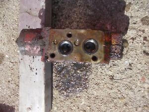 Farmall 350 300 Tractor Ih Hydraulic Control Valve Block For Behind Dash
