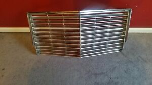 1973 Buick Riviera Boat Tail Front Grill Oem Gm